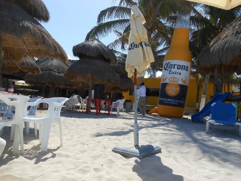 Progreso (Merida), Mexico - Corona Beach Party - Progreso