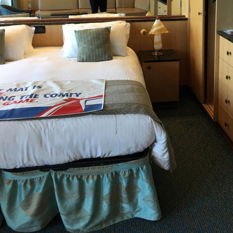 Carnival Magic cabin 7321
