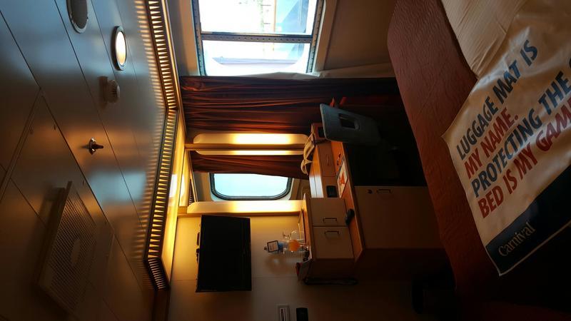Carnival Magic cabin 9202
