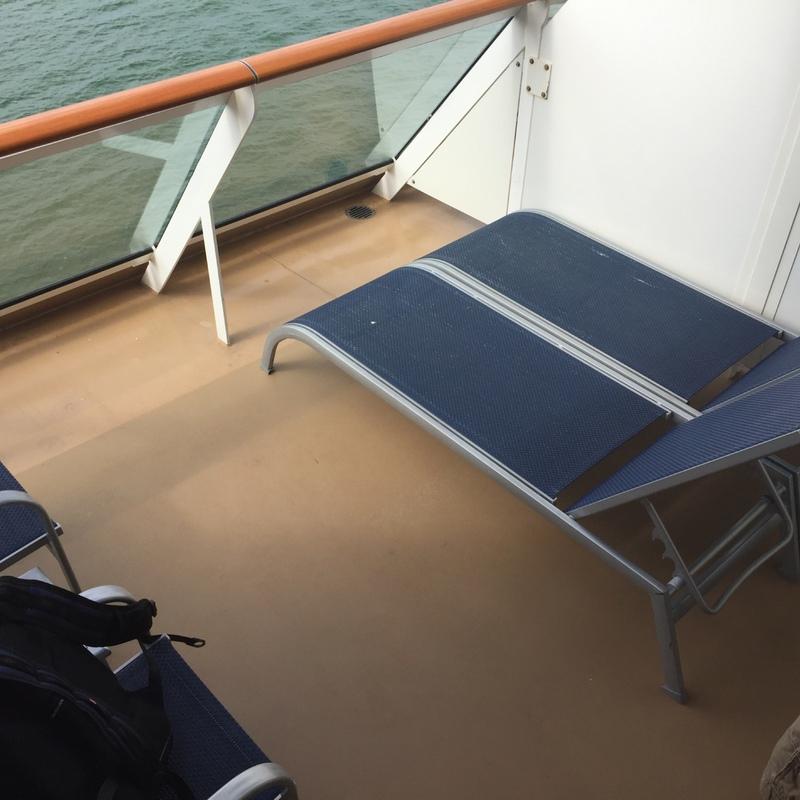 Balcony Cabin 11310 On Norwegian Getaway, Category BV