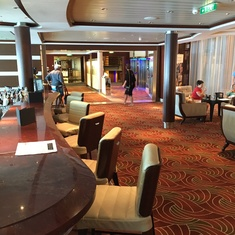 Cellar Masters on Celebrity Eclipse