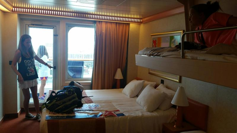 Carnival Liberty cabin 6247