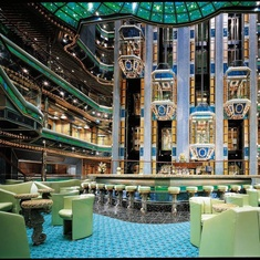 Bar on Carnival Victory