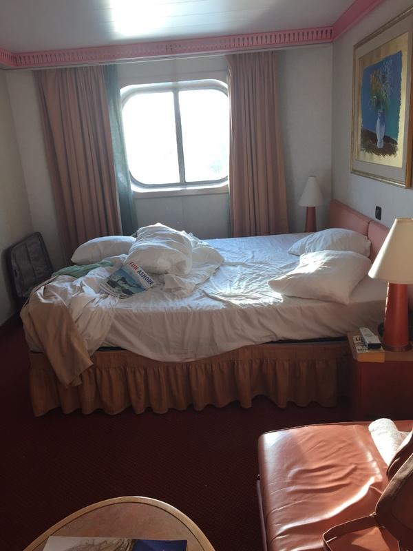 Carnival Conquest cabin 1233