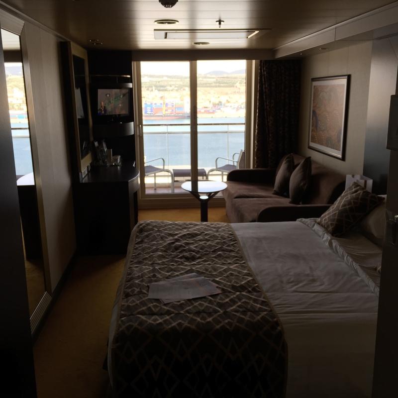 MSC Preziosa cabin 13036