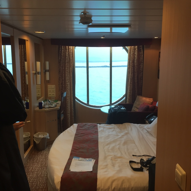 Celebrity Reflection Aquaclass Stateroom Tour in 1080p ...