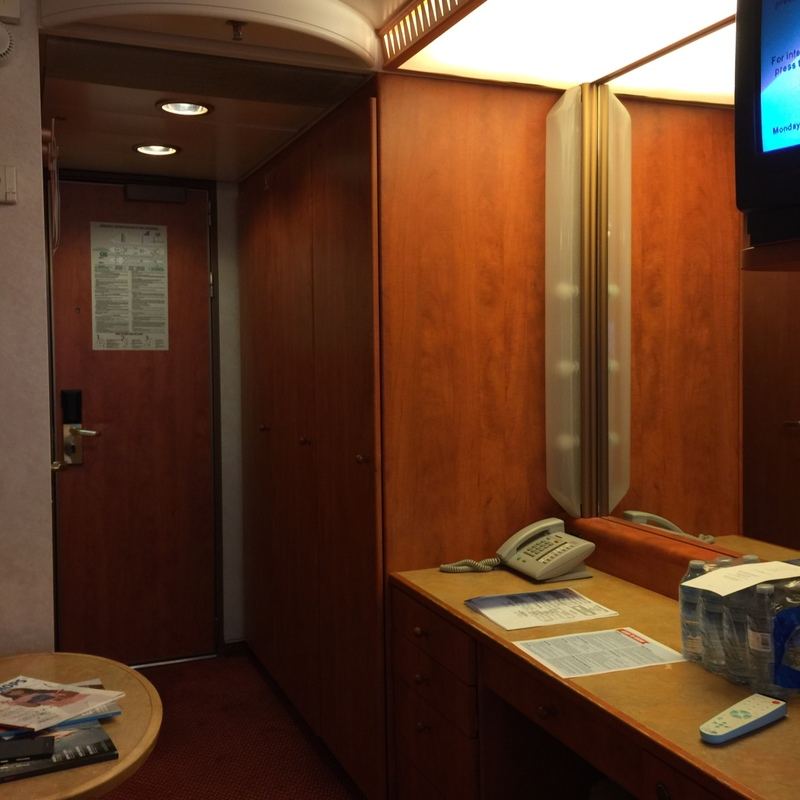 Carnival Pride cabin 4204