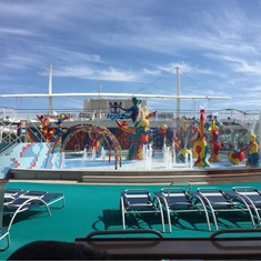 H20 Zone on Liberty of the Seas