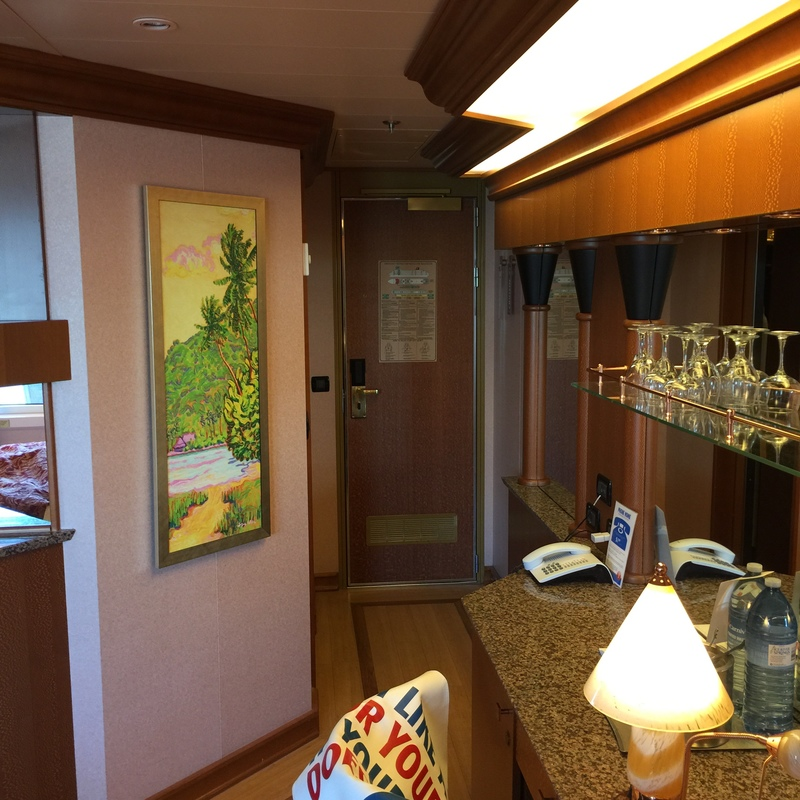 Suite 7230 on Carnival Dream, Category U3