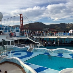 Neptune''s Reef and Pool on Grand Princess