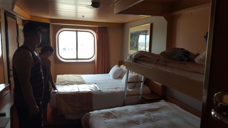 22 cool carnival cruise triumph rooms