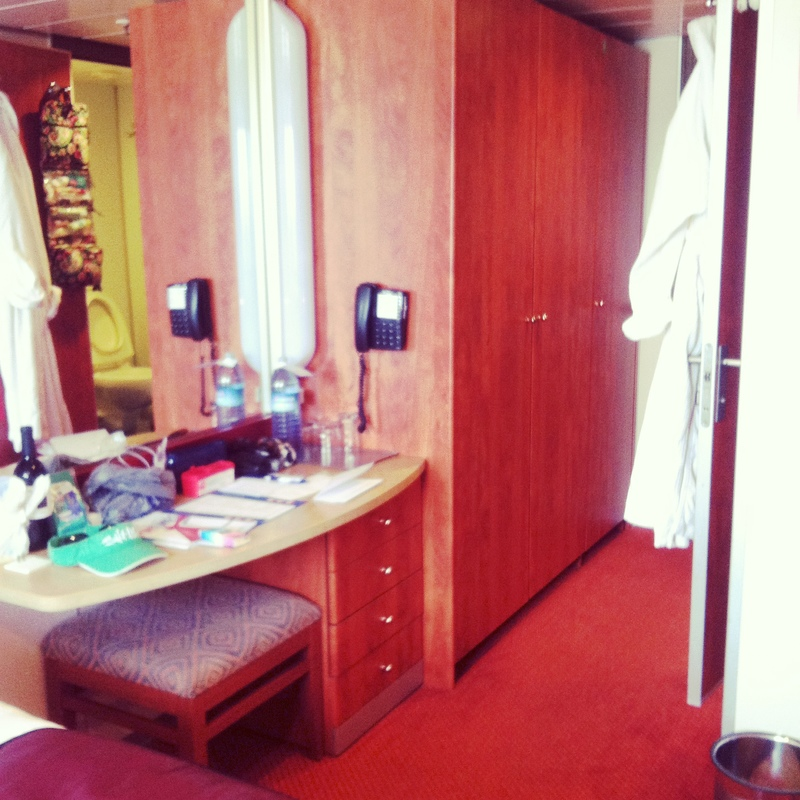 Carnival Fascination cabin U21