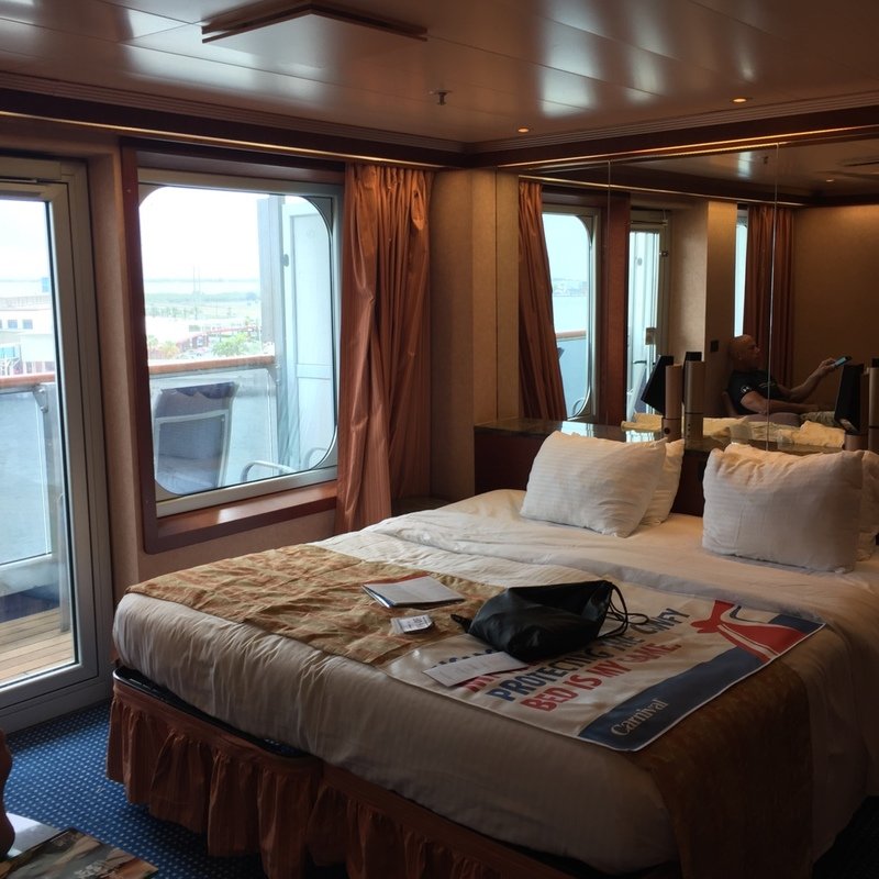 Suite 7329 On Carnival Victory Category U3
