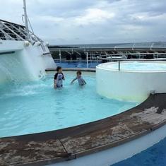 Splashes Kid''s Pool on Norwegian Sky