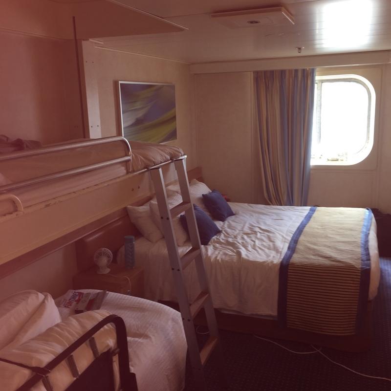 Carnival Sunshine cabin 1467