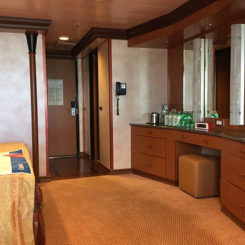 Carnival Sensation cabin U103