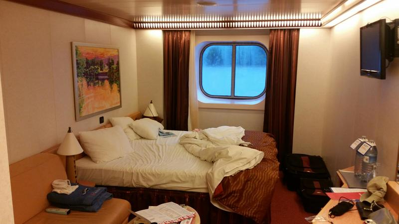 Carnival Dream cabin 1268