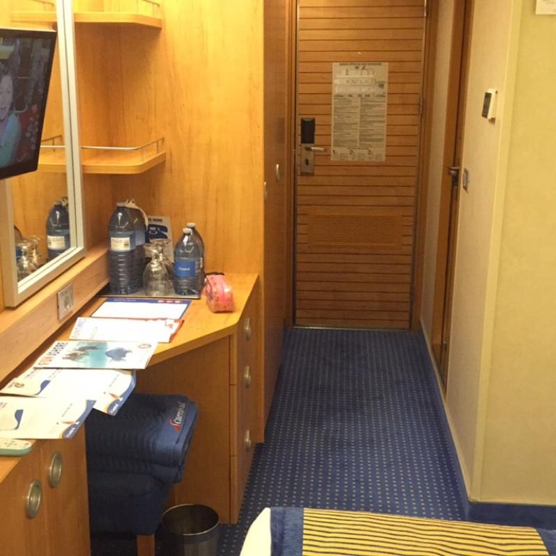 Carnival Sunshine cabin 8331