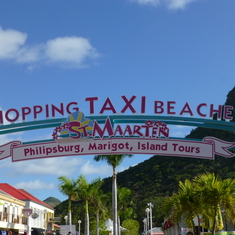 Philipsburg, St. Maarten - Welcome to St. Maarten