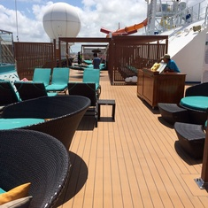 The Serenity on Carnival Magic