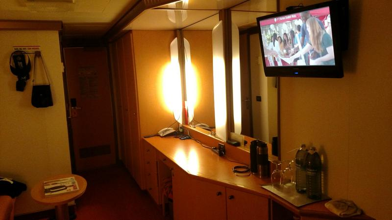 Carnival Magic cabin 7312