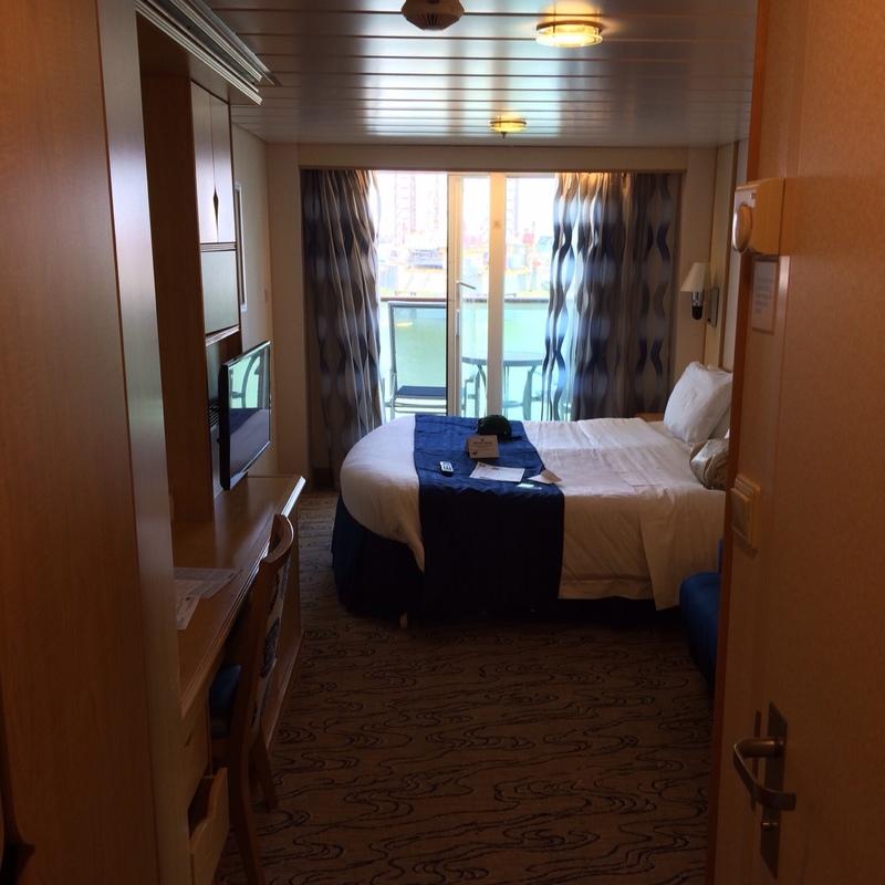 Balcony Cabin 8582 On Navigator Of The Seas Category E1