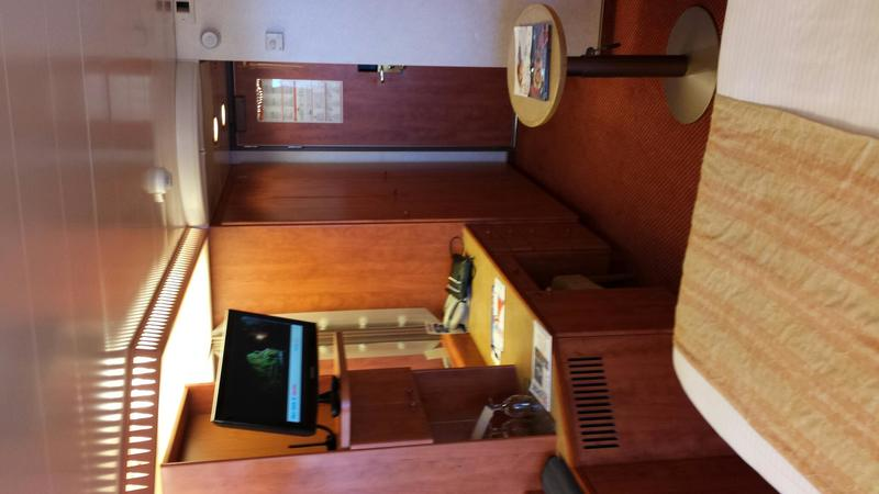 Balcony Cabin 8227 On Carnival Miracle Category 8k