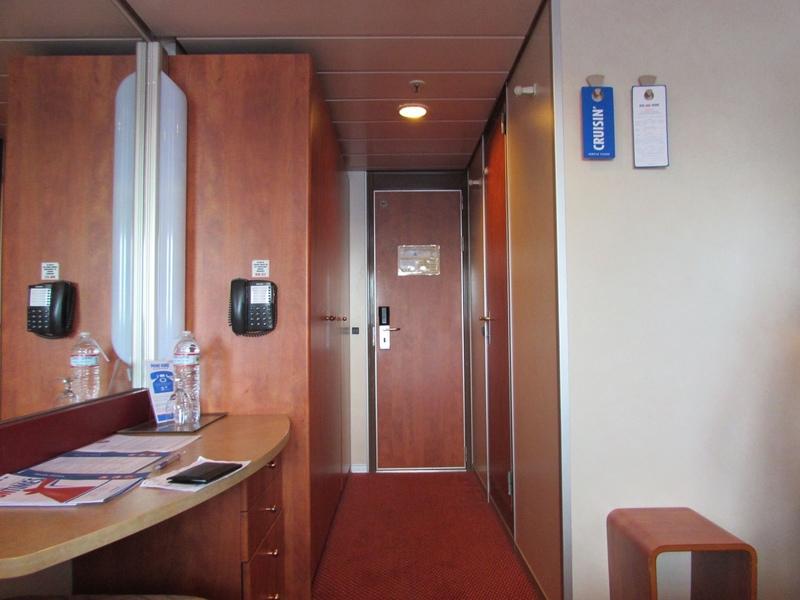 Carnival Fascination cabin R105