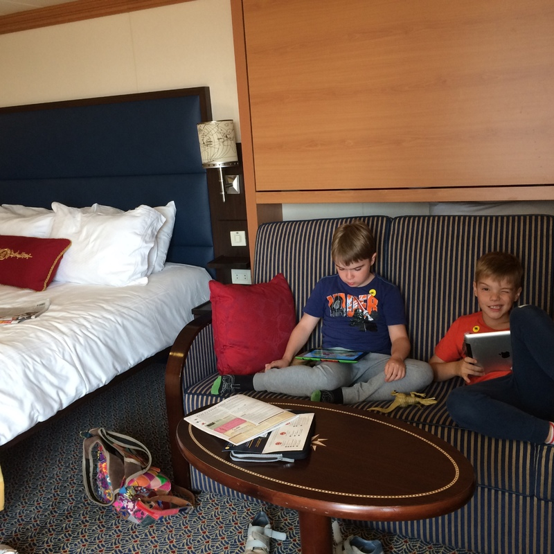 Disney Magic Cabins And Staterooms