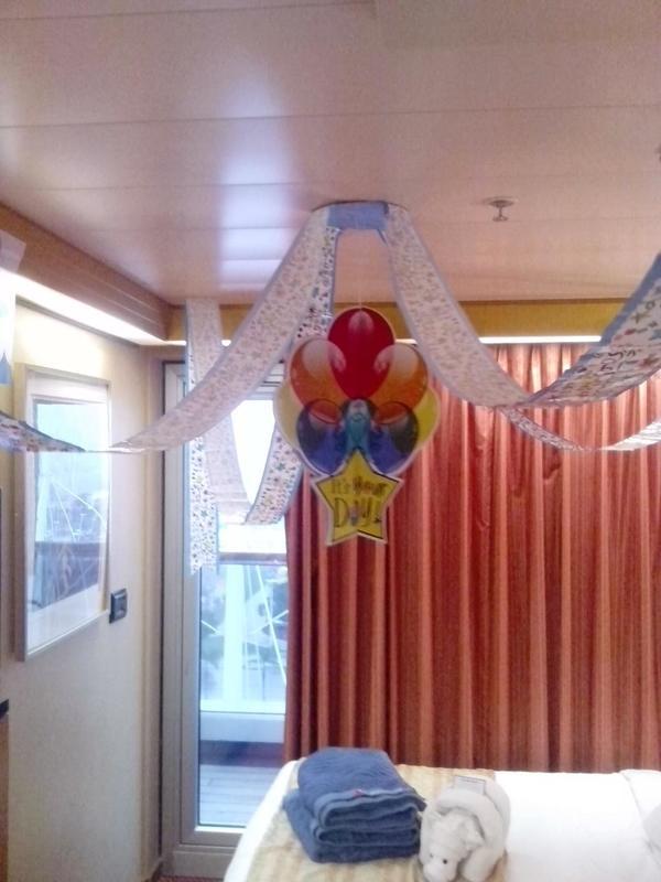 Carnival Victory cabin 1065