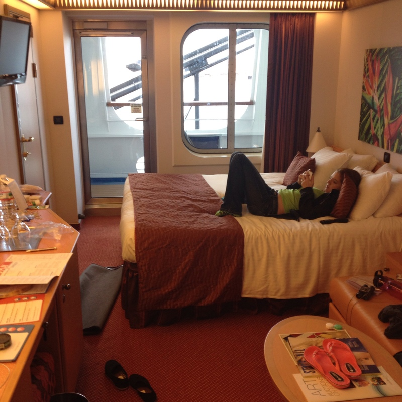 Carnival Magic cabin 2370