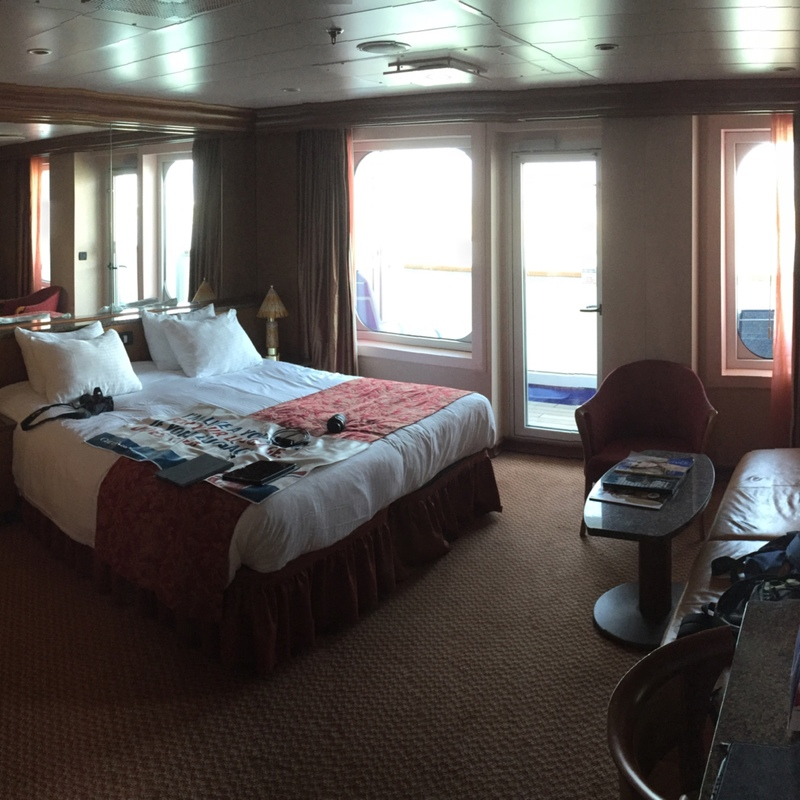 Carnival Freedom cabin 7242