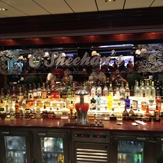 O''Sheehan''s Neighborhood Bar and Grille on Norwegian Breakaway