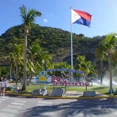 Philipsburg, St. Maarten - St. Maartin