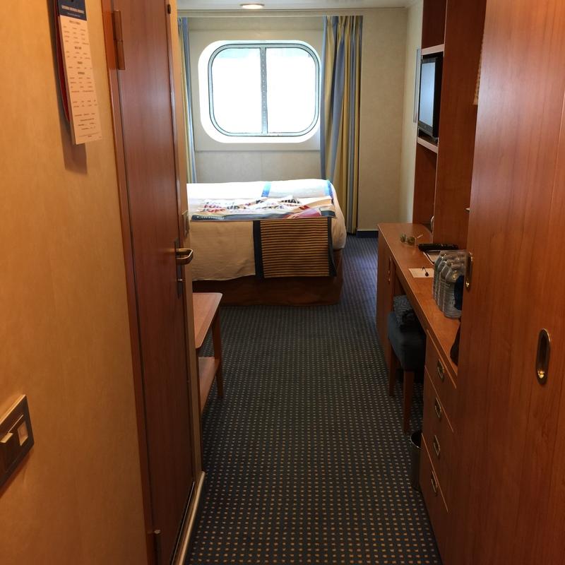 Carnival Breeze cabin 1291