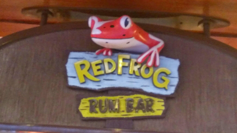 Red Frog - Carnival Conquest
