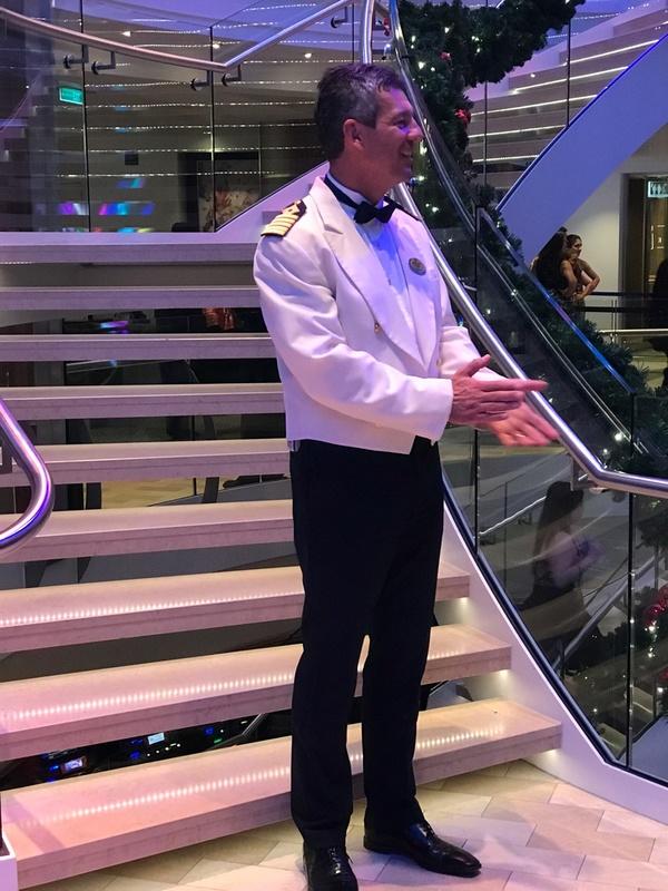 Anthem of the Seas, Royal Caribbean - December 31, 2016