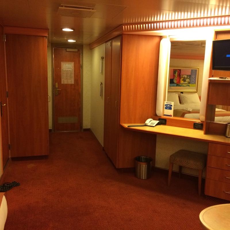 Carnival Liberty cabin 2470