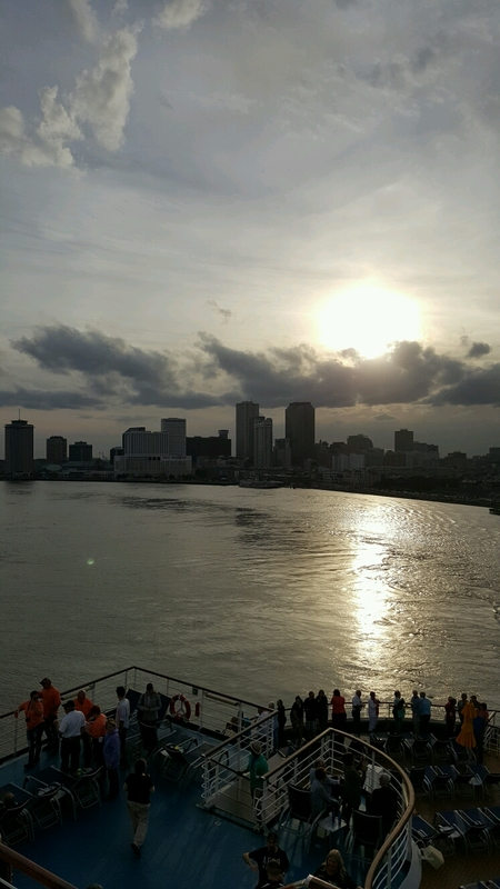 City of New Orleans - Carnival Dream
