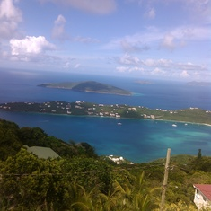 Charlotte Amalie, St. Thomas - Private Tour MAR 2015