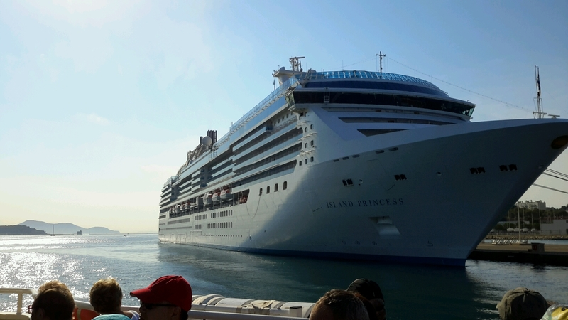 Island Princess Toulon