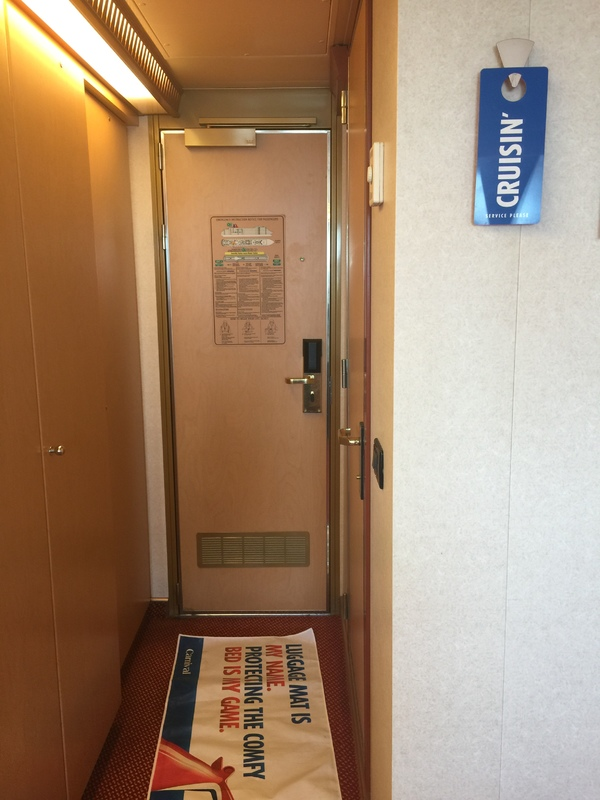 Carnival Dream cabin 9401
