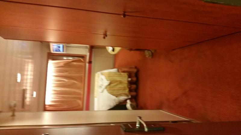 Carnival Ecstasy cabin M140