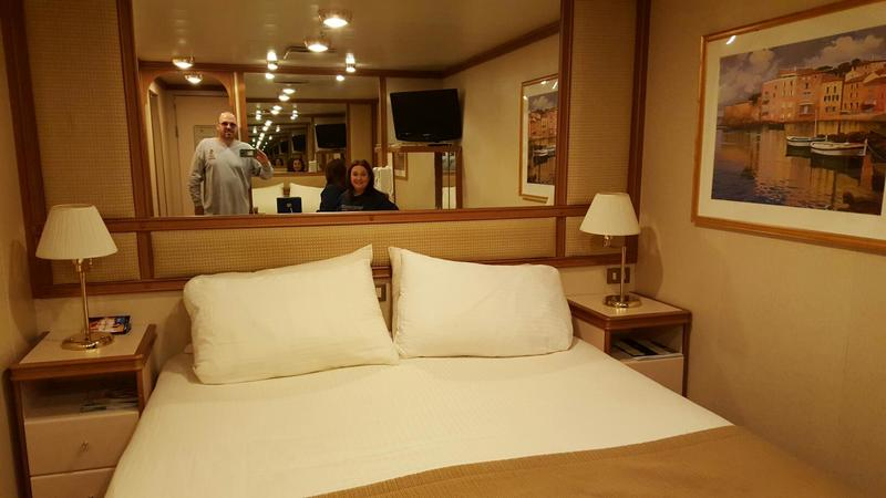 Crown Princess Cabins And Staterooms