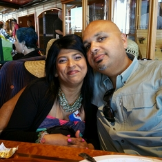 Grand Buffet on Carnival Miracle