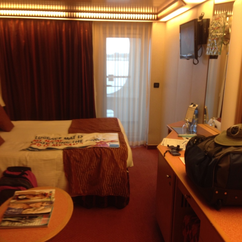 Carnival Dream cabin 2256