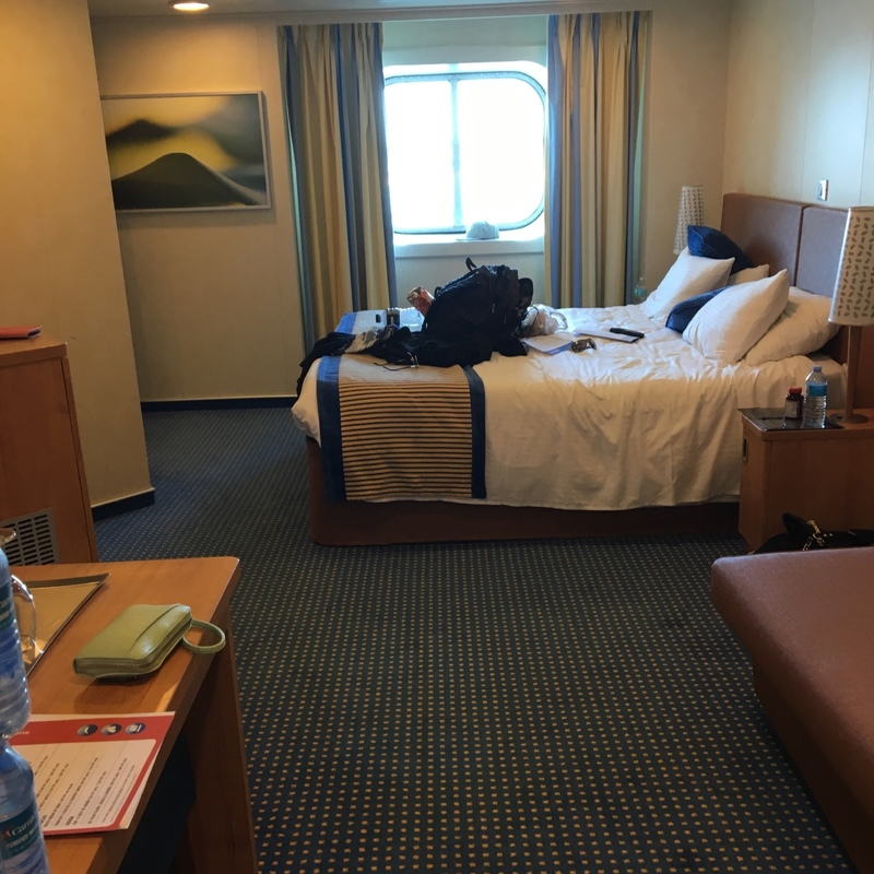 Sleep Number Bed Prices King Size >> Oceanview Stateroom, Cabin Category 6A, Carnival Breeze