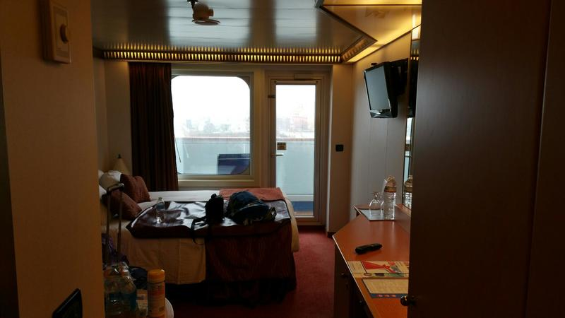 Carnival Magic cabin 6322