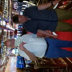 Fortune''s Casino on Celebrity Constellation