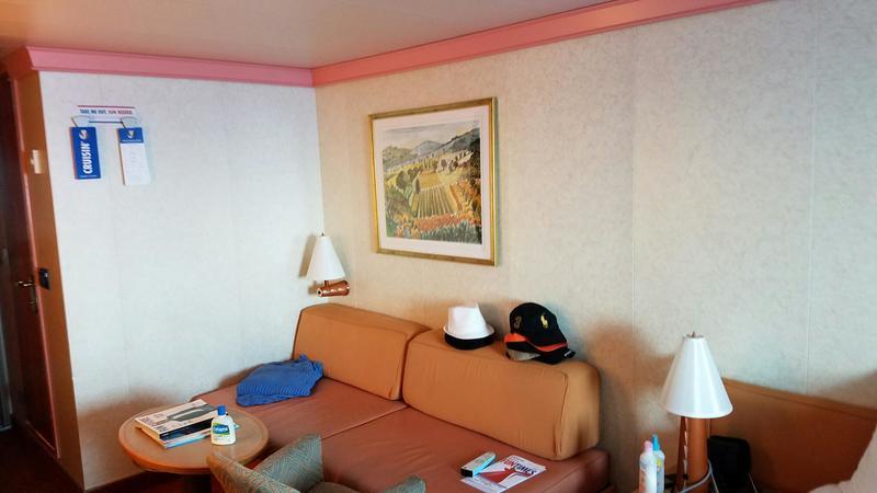Carnival Valor cabin 2279